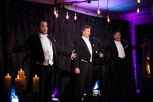 Tenors Encore to Return to Lusty Glaze