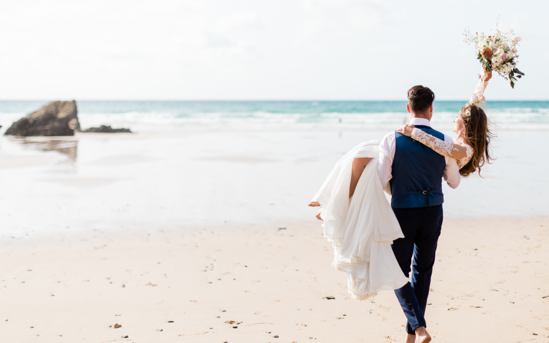 10 reasons why getting married at Britain's Best Beach is easier than you think…