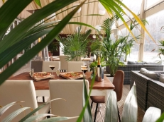 Private Marquee Dining Spaces