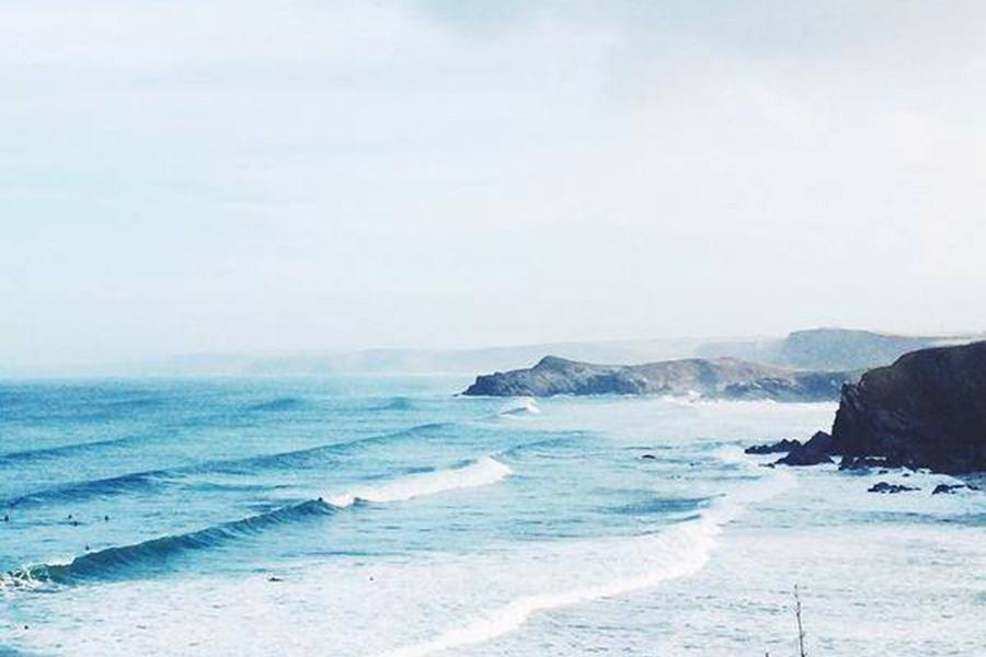 Beach-landscape